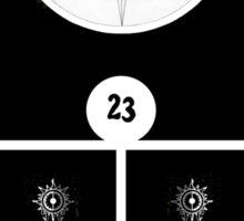 twenty-three Sticker