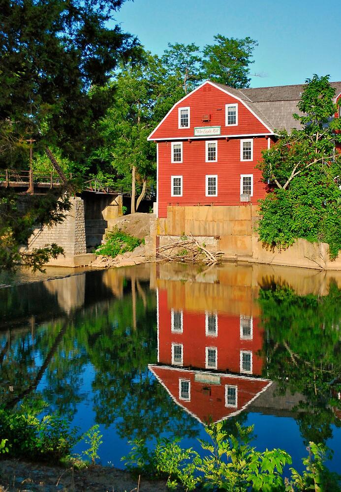 War Eagle Mill by Gregory Ballos | gregoryballosphoto.com