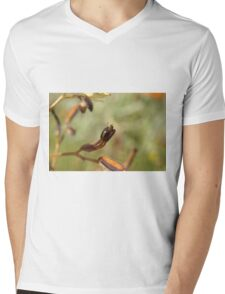 Perfectly Camouflaged  Mens V-Neck T-Shirt