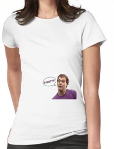 Toasty!! Womens Fitted T-Shirt