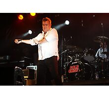 Jimmy Barnes & Cold Chisel Reunites Photographic Print
