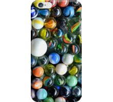 Marbles, Marbles, Marbles iPhone Case/Skin