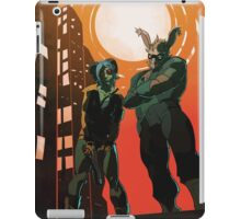 Irma and Alloy iPad Case/Skin