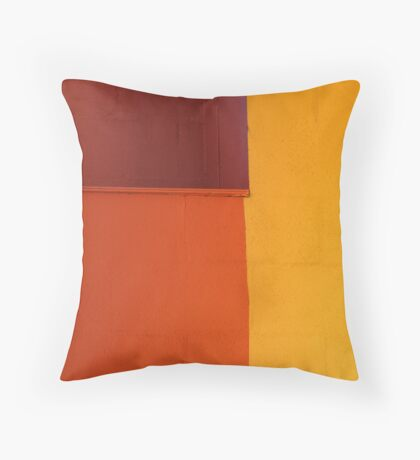 Yulara - Colours of Yulara Throw Pillow