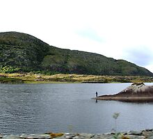 Fishing on the Lakes of Killarney - Kerry, Ireland by CFoley