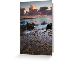 Currumbin Beach - Currumbin, Australia Greeting Card