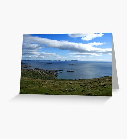 Ring of Kerry - Kerry, Ireland Greeting Card