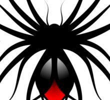 Black Widow Sticker