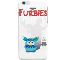 Furbies DVD Cover - Gremlins Parody iPhone Case/Skin