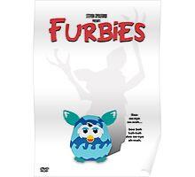 Furbies DVD Cover - Gremlins Parody Poster