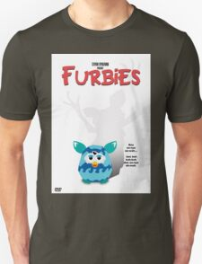 Furbies DVD Cover - Gremlins Parody T-Shirt