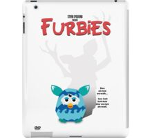 Furbies DVD Cover - Gremlins Parody iPad Case/Skin