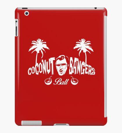 Coconut Bangers Ball iPad Case/Skin