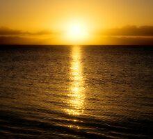 Sundown on Magentic Island by andrew poynton