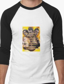She wore a yellow ribbon - Arsenal Men's Baseball ¾ T-Shirt