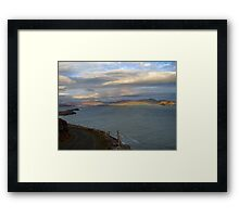 Mountain View - Kerry, Ireland Framed Print