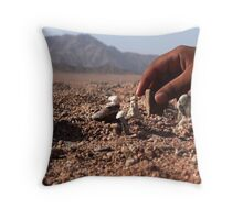 Creation of the World Throw Pillow