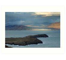 Mountain View - Kerry, Ireland Art Print