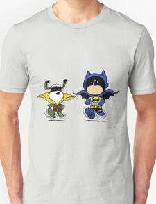 Batman & Robin Peanuts T-Shirt