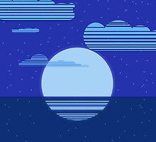 Moon by feelinshirty