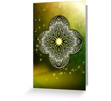 Limelight Greeting Card