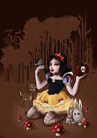 Girl 35   Storybook Lolita  by Erica Rosario
