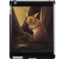 Raichu the Hamster iPad Case/Skin