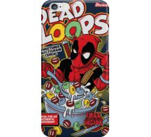 DEAD LOOPS iPhone Case/Skin