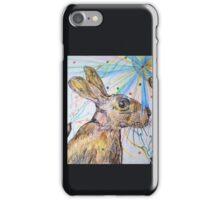 Mr Hare iPhone Case/Skin