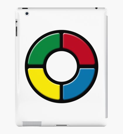 Memory game iPad Case/Skin