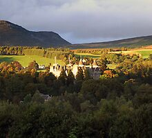 Scottish Castle by CFoley