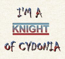 I'm a Knight of Cydonia by VanirProwler