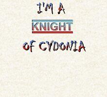 I'm a Knight of Cydonia Hoodie