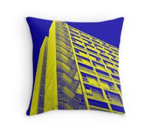 Parkhill popart (part 2 of 6) Throw Pillow