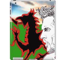 Aaron Ramsey - Welsh Dragon iPad Case/Skin