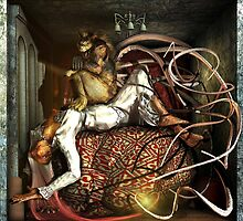 """Ecce Homo 86 - """"The Sleeping Beauty"""" by Polygonist"""