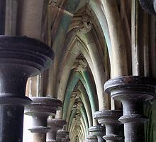 Cloisters by Lynsey Cleaver