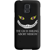 The GM Is Smiling Samsung Galaxy Case/Skin
