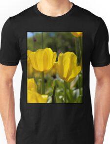 Spring Time Tulips Unisex T-Shirt