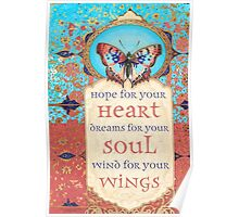 Hope for Your Heart, Dreams for Your Soul... Poster