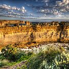Grandeur # 2 - Twelve Apostles ,The Great Ocean Road - The HDR Experience by Philip Johnson