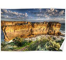 Grandeur # 2 - Twelve Apostles ,The Great Ocean Road - The HDR Experience Poster