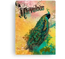 Marvelous Canvas Print