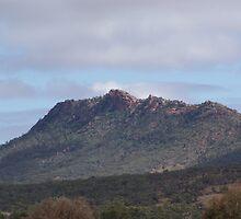 Devil's Peak - Quorn ,South Australia by gabbycoops
