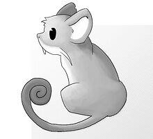Rattata by Ashley Dadoun