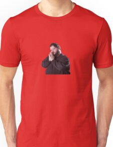 Magic the gathering buttcrack guy Unisex T-Shirt