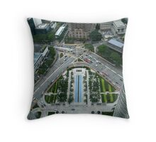 High fear ? Throw Pillow