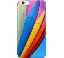 Close Up Hot Air Balloon iPhone Case/Skin