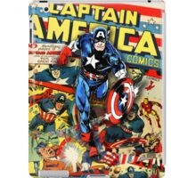 Captain America - Cover Mix iPad Case/Skin