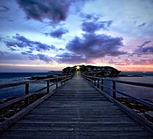 The Bridge - La Perouse, Sydney by Michael Chong